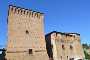 Cesena, Rocca Malatestiana, nucleo centrale