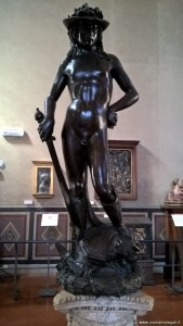 David di Donatello, Museo del Bargello, Firenze