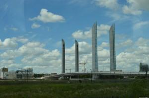 Bordeaux, ponte mobile