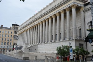 Lione, Palais de Justice