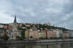 Lione, Vieux Lyon sulla riva sinistra della Saona