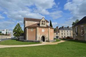Poitiers, Battistero di Saint Jean