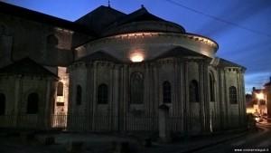 Poitiers, Chiesa di Saint Hilaire le Grand
