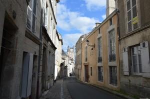 Poitiers, centro storico