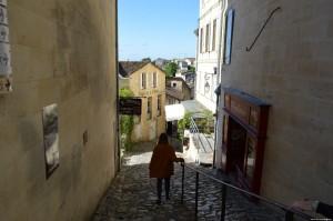 Saint Emilion, centro storico