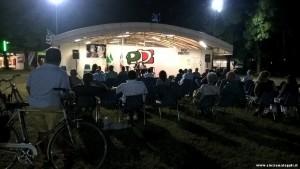 Festa de l'Unità 2017 San Giovanni in Persiceto, area dibattiti