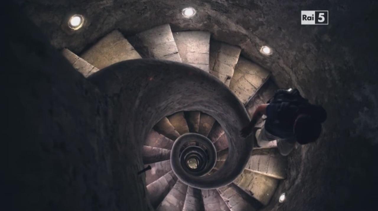 Roma sotterranea esperienziando vitae - Scale a chiocciola roma ...