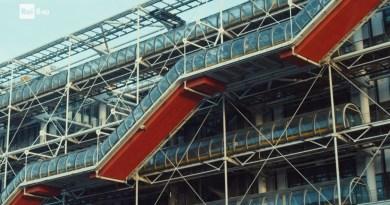 Arte moderna a Parigi è al Centre Pompidou