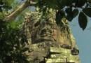 Parco archeologico di Angkor in Cambogia