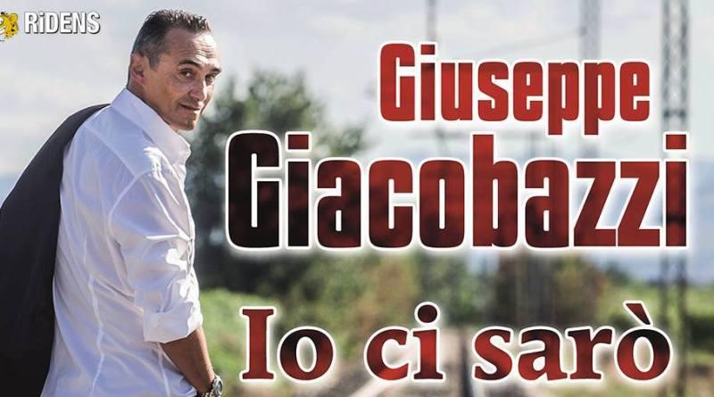 Giuseppe Giacobazzi a teatro con Io ci sarò
