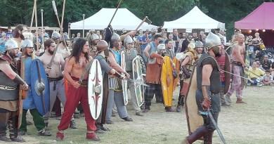 Una storia celtica vicino all'etrusca Bologna