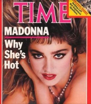 Madonna prima del successo
