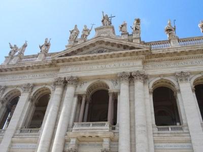 roma capitale della cristianità