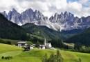Viaggio alla scoperta delle Alpi