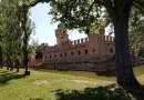 Il Castello dei Manzoli nella pianura bolognese