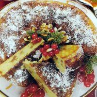 Torta rustica di Patate Dolci
