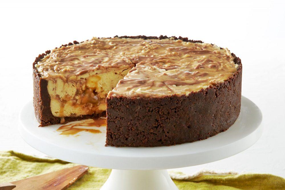 Cheesecake con Mars