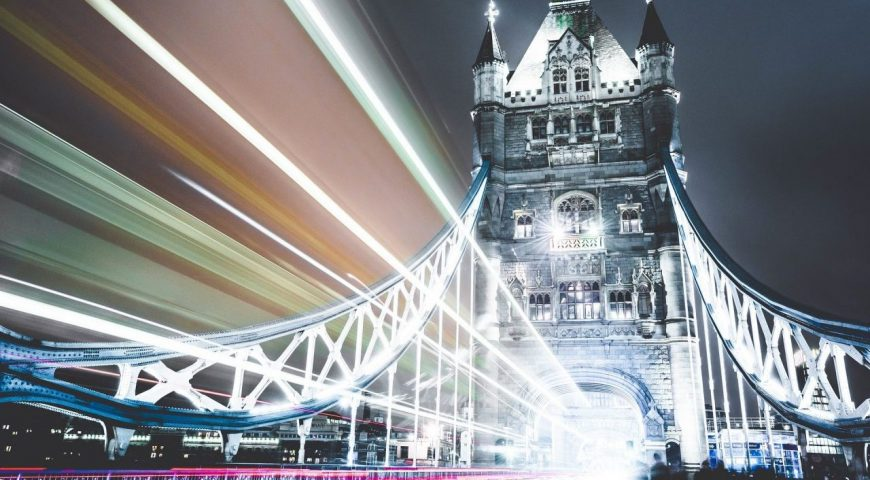 CIO Security Guarding london bridge emergency night watch