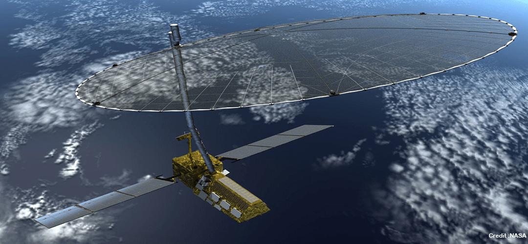 NISAR the billion dollar satellite.