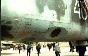 Cameras of the MiG-25RB