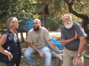 Rudy Roby e Sandro
