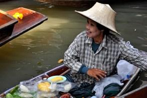 Damnoen Saduak: a spasso nel mercato galleggiante