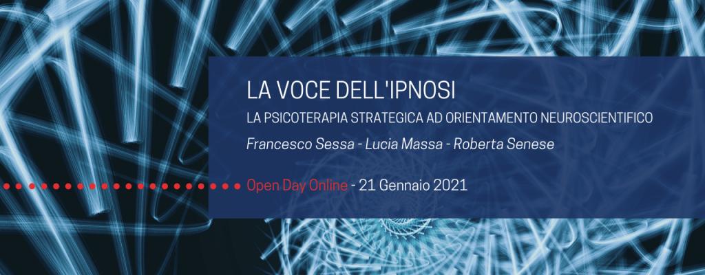 La voce dell'ipnosi | Francesco Sessa – Lucia Massa – Roberta Senese