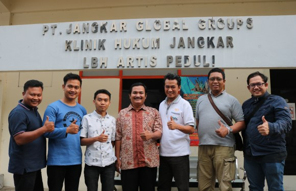 Biro Jasa bersama PT Jangkar Global Groups