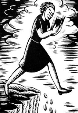 femme-lecrture