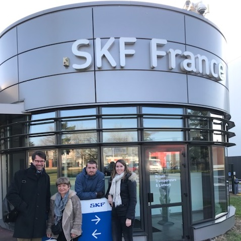 Visite SKF