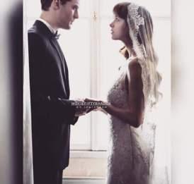 Ana e Christian wedding. Dall'album di nozze l'abito da sposa di Cinquanta sfumature di Rosso - Cira Lombardo - Wedding Planner & Event Creator