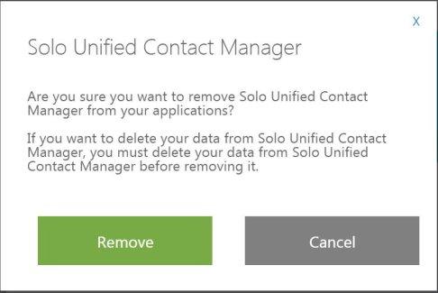 Remove Azure and Office 365 permissions for CiraSync