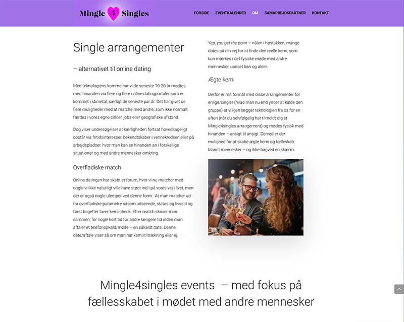 webdesign af tekst