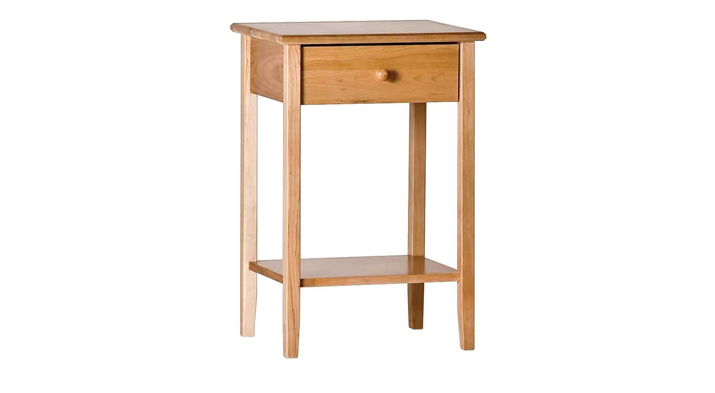 circle furniture shaker tall side