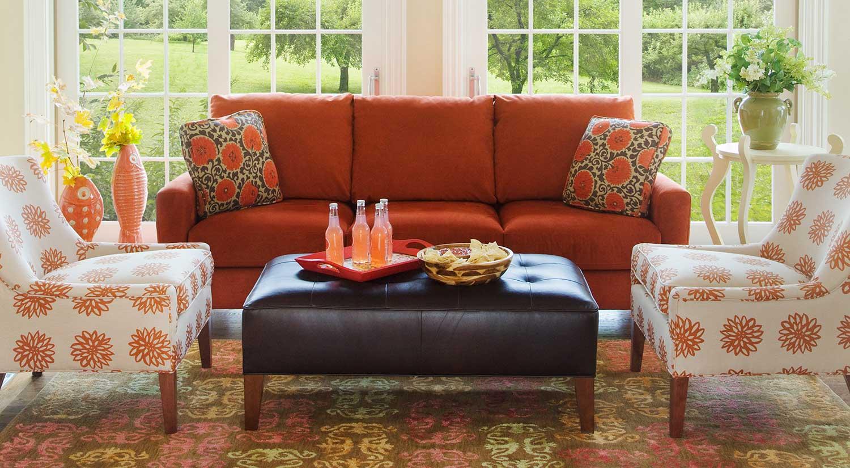 Circle Furniture Del Ray Ottoman Ottomans Boston Circle Furniture