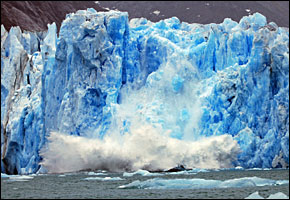 New report says melting pace of glaciers is accelerating - Circle of