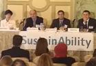 SustainAbility panel