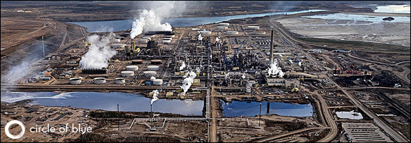 Canada Oil Water Energy Tar Sands