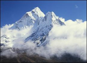 Melting Himalayan Glaciers