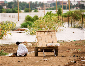 Perspective: Sudan - Land of Water and Thirst; War and Peace