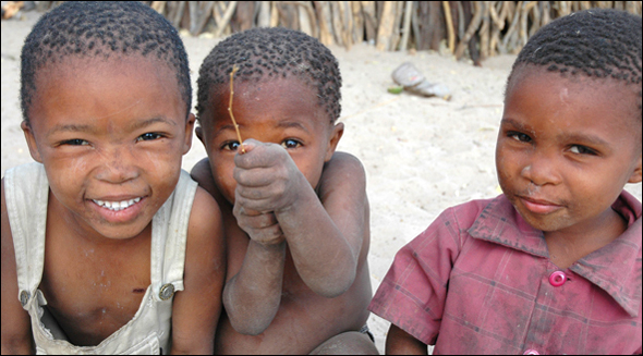Botswana's Bushmen