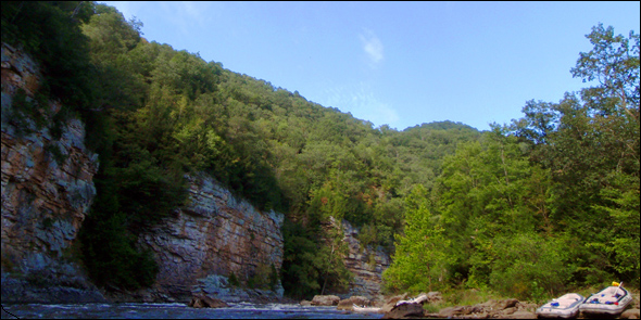 Gauley River West Virginia Coal Mining Mountaintop Removal Water Energy Pollution