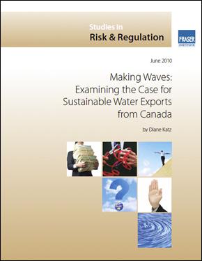 Report Suggests Repealing Canadian Bulk Water Bans