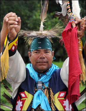 Gulf of Mexico BP Oil Spill Cofan indigenous tribe Ecuador United Houma Nation Louisiana Water Energy