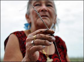 Gulf of Mexico BP Oil Spill Cofan indigenous tribe Ecuador United Houma Nation Louisiana Water Energy Texaco