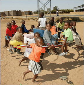 PlayPump not a Panacea for Africa Water Problems