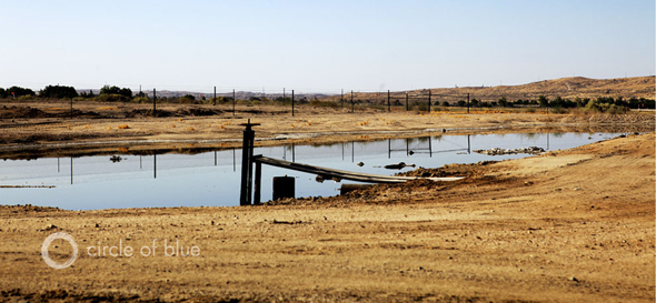Oil Industry Water Energy Sierra Nevada Drought Kern County Agriculture Farm California