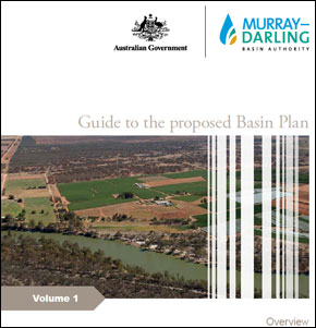 Residents of Australias Murray-Darling River Basin reacted angrily this week to the proposed water cuts outlined in a newly released guide management plan for the basin