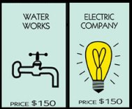 monopoly water energy electricity U.S. United States election