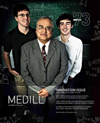 Northwestern University Medill Magazine